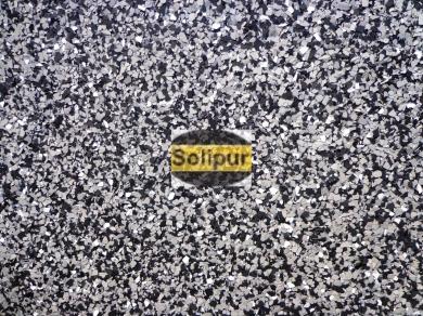 Dichte Granit solipur farbchips granit für bodenbeschichtung in terrazzo optik